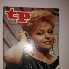 Coleccionismo de Revista Teleprograma: REVISTA TP TELEPROGRAMA N. 1098 ABRIL 1987. Lote 87031532
