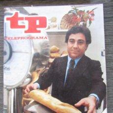Coleccionismo de Revista Teleprograma: REVISTA TP Nº 880 1983. TELEPROGRAMA. CONSUMO, UN, DOS, TRES.... EDICIÓN BARCELONA. . Lote 88979036