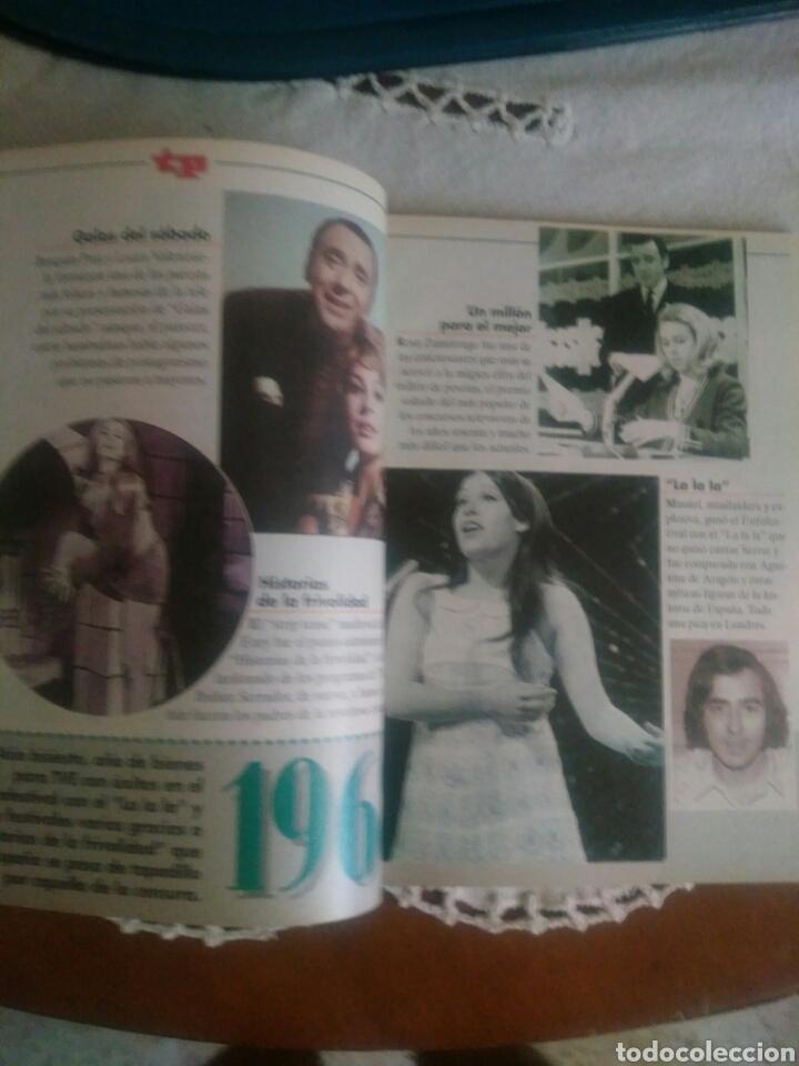 Coleccionismo de Revista Teleprograma: Teleprograma 25 aniversario (1966-1991): La historia de la televisión - Foto 2 - 93575434