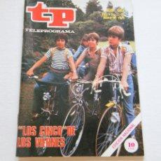 Coleccionismo de Revista Teleprograma: REVISTA TELEPROGRAMA Nº 683 - AÑO 1979 - LOS CINCO - MUY BUEN ESTADO. Lote 94502862