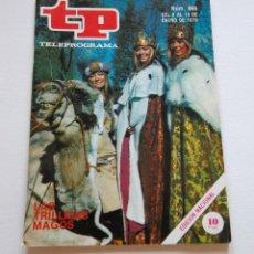 Coleccionismo de Revista Teleprograma: REVISTA TELEPROGRAMA Nº 666 - AÑO 1979 - LAS TRILLIZAS MAGOS - MUY BUEN ESTADO. Lote 94502978