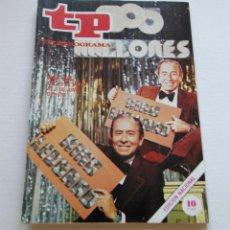 Coleccionismo de Revista Teleprograma: REVISTA TELEPROGRAMA Nº 686- AÑO 1979 - 300 MILLONES - KIKO LEDGARD - MUY BUEN ESTADO. Lote 94503098