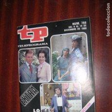 Coleccionismo de Revista Teleprograma: (F.) REVISTA TP EXTRA Nº766 AÑO 1980. Lote 95809283