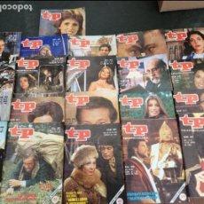 Coleccionismo de Revista Teleprograma: REVISTAS TP. Lote 98509627