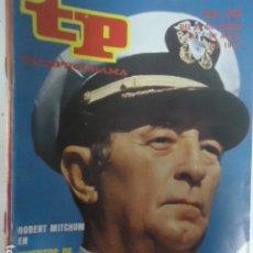Coleccionismo de Revista Teleprograma: REVISTA TP TELEPROGRAMA Nº 938 VIENTOS DE GUERRA. Lote 100082359