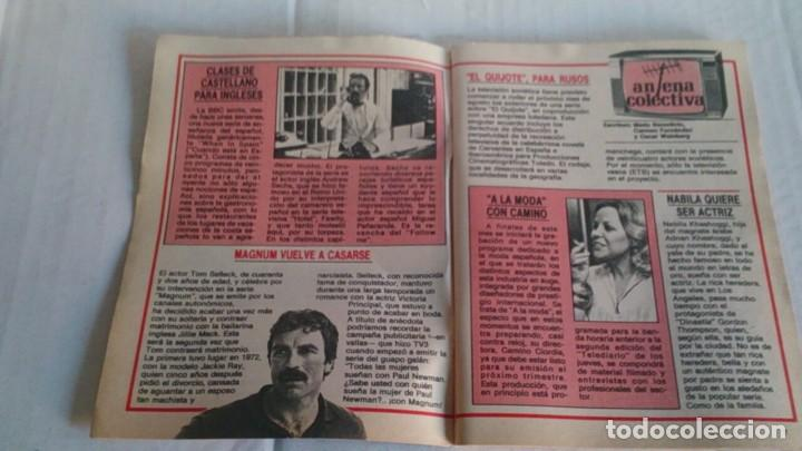Coleccionismo de Revista Teleprograma: REVISTA TP N 1110 JULIO 1987 - Foto 3 - 103771279