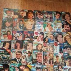 Coleccionismo de Revista Teleprograma: 50 REVISTAS TP TELEPROGRAMA TP SUPERTELE ANTENA TV TVE TELE UN DOS TRES NAVIDAD . Lote 103778751