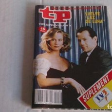 Coleccionismo de Revista Teleprograma: REVISTA TP N 1139 FEBRERO 1988. Lote 104053791