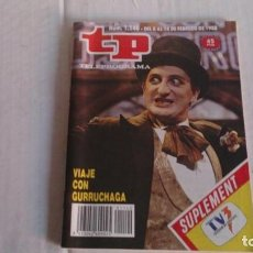 Coleccionismo de Revista Teleprograma: REVISTA TP N 1140 FEBRERO 1988. Lote 104054083