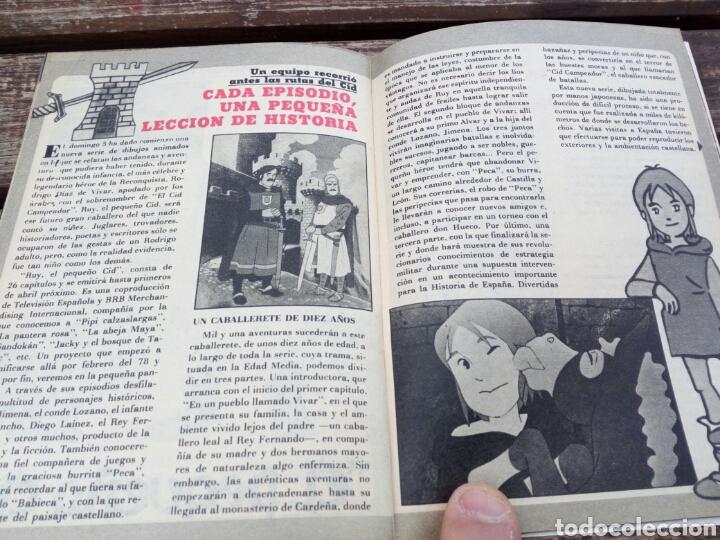 Coleccionismo de Revista Teleprograma: Tp teleprograma n'757,El pequeño cid.año 1980 - Foto 4 - 108710971