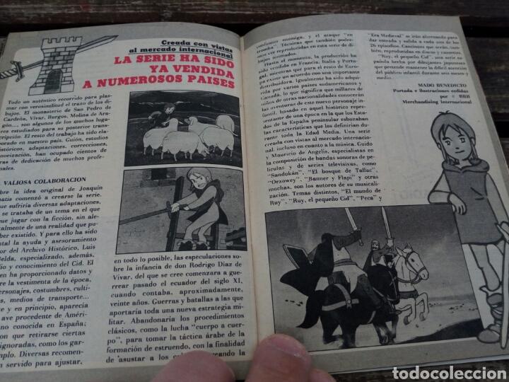 Coleccionismo de Revista Teleprograma: Tp teleprograma n'757,El pequeño cid.año 1980 - Foto 5 - 108710971