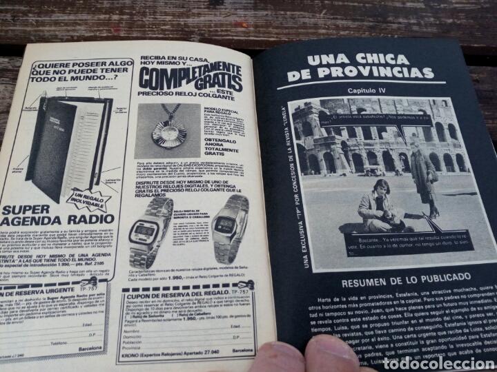 Coleccionismo de Revista Teleprograma: Tp teleprograma n'757,El pequeño cid.año 1980 - Foto 6 - 108710971