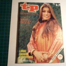 Colecionismo da Revista Teleprograma: TP TELEPROGRAMA. Nº 837 ABRIL 1982. (E-30).. Lote 111067775