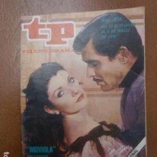 Coleccionismo de Revista Teleprograma: TP 934 AÑO REVISTA TELEPROGRAMA 1984. Lote 111970707