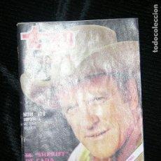 Coleccionismo de Revista Teleprograma: F1 TP TELEPROGRAMA Nº 478 AÑO 1975 EL SHERIFF DE CADA DOMINGO. Lote 112254319