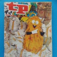 Coleccionismo de Revista Teleprograma: TP TELEPROGRAMA Nº 926 - ENERO 1984 - EDICION NACIONAL - CASIMIRO, SORTEO LOS JUGUETES... R-8526. Lote 113897319