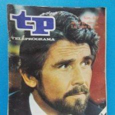 Coleccionismo de Revista Teleprograma: TP TELEPROGRAMA Nº 947 - JUNIO 1984 - EDICION BARCELONA- JAMES BROLIN EN, HOTEL... R-8534. Lote 113906591