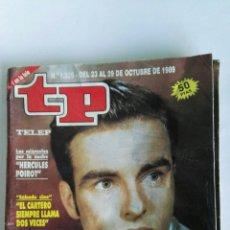 Coleccionismo de Revista Teleprograma: REVISTA TP N° 1229 OCTUBRE 1989. Lote 116568388
