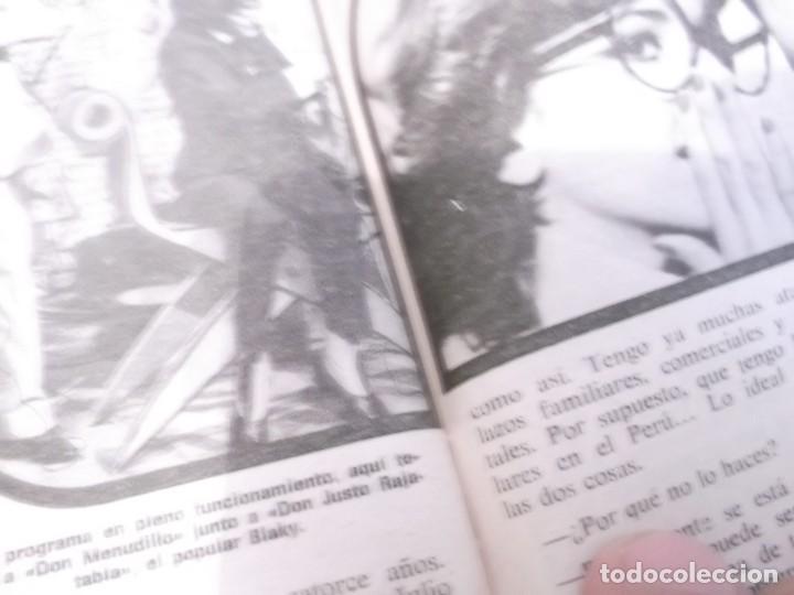 Coleccionismo de Revista Teleprograma: REVISTA TP TELEPROGRAMA Nº 605 - KIKO LEDDARD DON MENUDILLO UN,DOS,TRES... -capitulo 44 de Marco - Foto 4 - 117453255