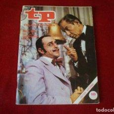 Coleccionismo de Revista Teleprograma: TP TELEPROGRAMA 605 1977. Lote 120252175