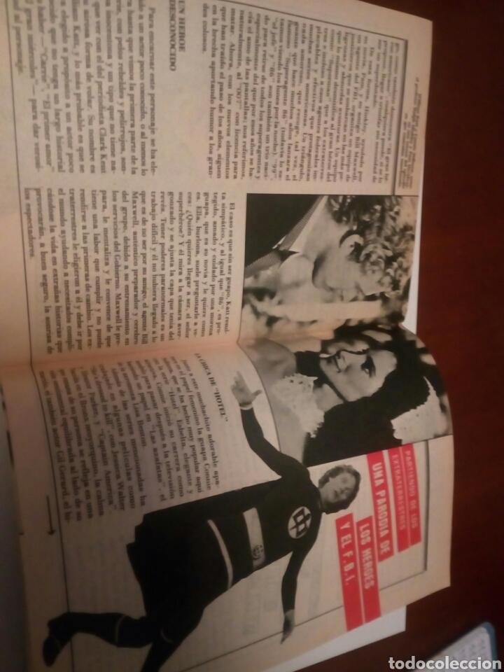 Coleccionismo de Revista Teleprograma: Revista TP n1005 ,«El Gran Héroe Americano» año 1985 - Foto 3 - 197159317