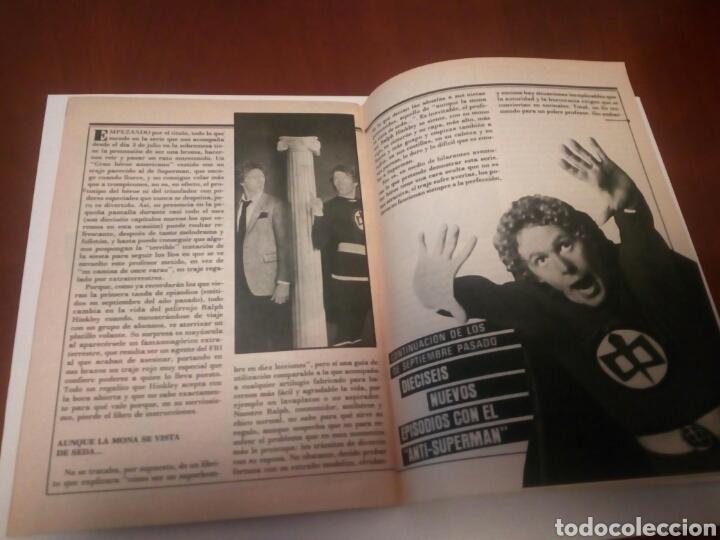 Coleccionismo de Revista Teleprograma: Revista TP n1005 ,«El Gran Héroe Americano» año 1985 - Foto 4 - 197159317
