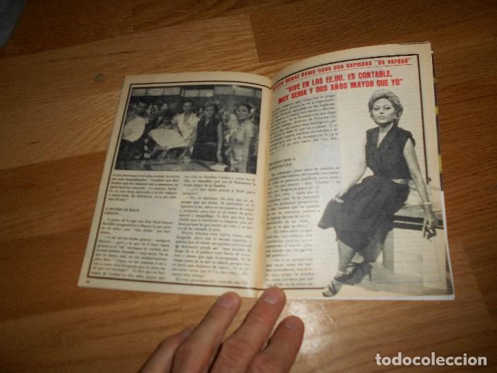 Coleccionismo de Revista Teleprograma: REVISTA TP TELEPROGRAMA Nº 1017 10/85 MAYRA GOMEZ UN DOS TRES - Foto 6 - 125077127