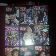 Coleccionismo de Revista Teleprograma: LOTE TP (184 UNIDADES)AÑOS 78-79-80-81-82-83. Lote 131983635