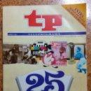 Coleccionismo de Revista Teleprograma: TP TELEPROGRAMA EXTRA 25 ANIVERSARIO BODAS DE PLATA 1966 - 1991. Lote 132495850