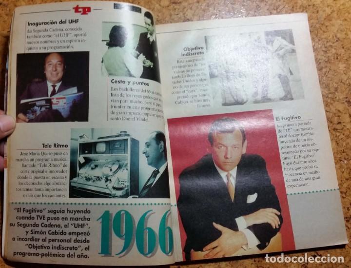 Coleccionismo de Revista Teleprograma: TP TELEPROGRAMA EXTRA 25 ANIVERSARIO BODAS DE PLATA 1966 - 1991 - Foto 5 - 132495850