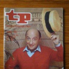Coleccionismo de Revista Teleprograma: TELEPROGRAMA TP AÑO 1981. Lote 133016438