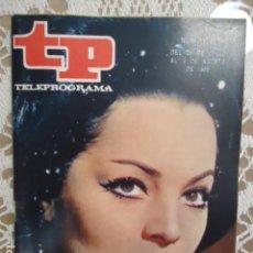 Coleccionismo de Revista Teleprograma: REVISTA TP TELEPROGRAMA Nº 173 SARA MONTIEL. Lote 133734394