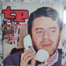 Coleccionismo de Revista Teleprograma: REVISTA TP TELEPROGRAMA Nº 231 JERRY LEWIS. Lote 133743406