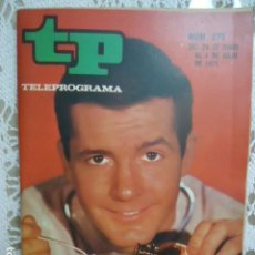 Coleccionismo de Revista Teleprograma: REVISTA TP TELEPROGRAMA Nº 273 DON GALLOWAY. Lote 133750130