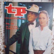 Coleccionismo de Revista Teleprograma: REVISTA TP TELEPROGRAMA Nº 863 EL REGRESO DE FARRAH FAWCETT. Lote 134584138