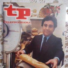 Coleccionismo de Revista Teleprograma: REVISTA TP TELEPROGRAMA Nº 880 CONSUMO. Lote 134589618