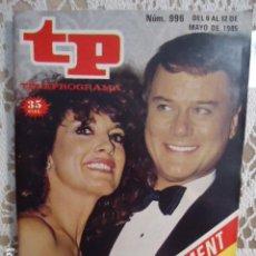 Coleccionismo de Revista Teleprograma: REVISTA TP TELEPROGRAMA Nº 996 DALLAS . Lote 134636334