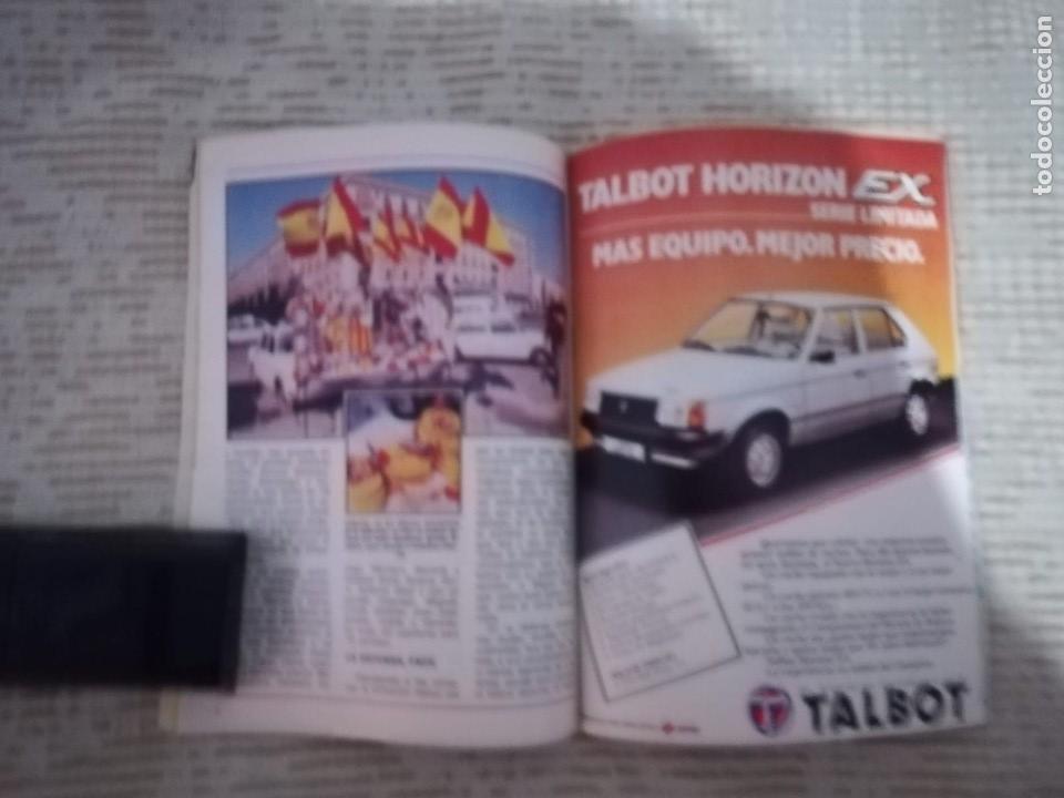 Coleccionismo de Revista Teleprograma: TELEPROGRAMA 845 JUNIO DE 1982 EXTRA MUNDIAL 82 GORDILLO ALESANCO CAMACHO ARCONADA TP - Foto 4 - 52842601