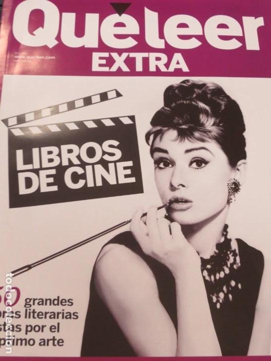 QUE LEER EXTRA Nº 1 AÑO 2009 (Coleccionismo - Revistas y Periódicos Modernos (a partir de 1.940) - Revista TP ( Teleprograma ))