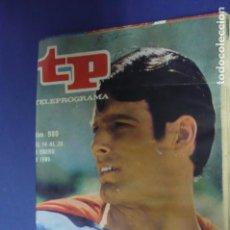 Coleccionismo de Revista Teleprograma: TP Nº 980. Lote 143302158