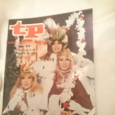 Coleccionismo de Revista Teleprograma: TP TELEPROGRAMA N 874 -DEL 3 AL 9 ENERO 1983 - MAGAS TACAÑONAS. Lote 146704778