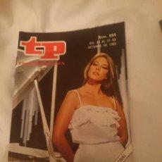 Coleccionismo de Revista Teleprograma: TP TELEPROGRAMA N 864 -DEL 25 AL 31 OCTUBRE 1982 - MARI CRUZ SORIANO - ASI COMO SUENA. Lote 146704950
