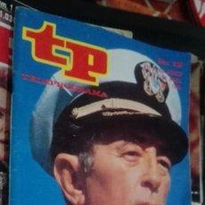 Coleccionismo de Revista Teleprograma: REVISTA TP TELEPROGRAMA Nº 938 VIENTOS DE GUERRA. Lote 146995562