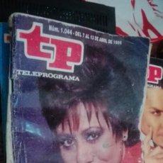 Coleccionismo de Revista Teleprograma: REVISTA TP TELEPROGRAMA Nº 1044 MARIA CASANOVA. Lote 146996134