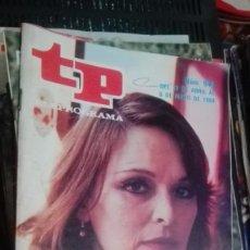 Coleccionismo de Revista Teleprograma: REVISTA TP TELEPROGRAMA Nº 943 LA SEÑORA GARCIA SE CONFIESA. Lote 147000886