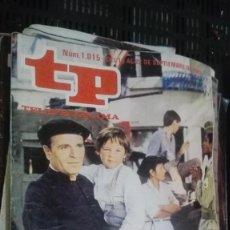 Coleccionismo de Revista Teleprograma: TP TELEPROGRAMA Nº 1015 - 1985 - LOS UNOS Y LOS OTROS. Lote 147002626