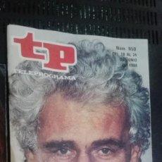 Coleccionismo de Revista Teleprograma: REVISTA TP TELEPROGRAMA Nº 950 LA CARTUJA DE PARMA. Lote 147003150