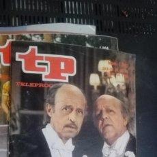 Coleccionismo de Revista Teleprograma: REVISTA TP TELEPROGRAMA Nº 1003 EL BAILE. Lote 147003994