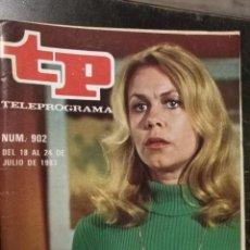 Coleccionismo de Revista Teleprograma: ANTIGUA REVISTA SUPLEMENTO TV - TP - TELEPROGRAMAS - VER PORTADA - ESCUCHO OFERTAS. Lote 147439566