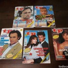Coleccionismo de Revista Teleprograma: LOTE REVISTAS TELEPROGRAMA 1992. Lote 147930420